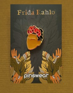 "Pins ""Frida"" Gold"